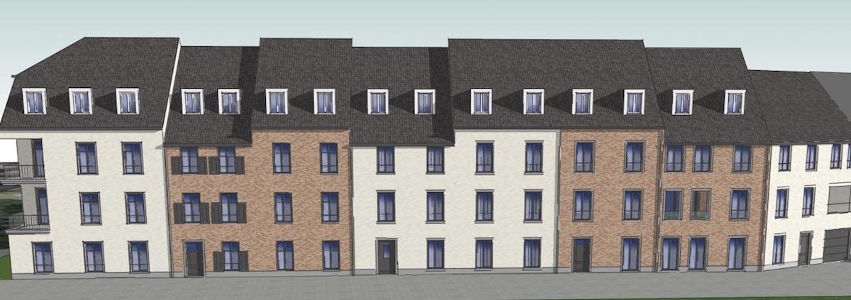 Pluym - Van Loon appartementen